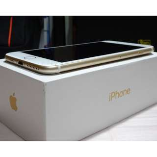 iPhone 7 Plus 256GB Gold / iPhone7 Plus 256G 金 (Ref:7PG-256)