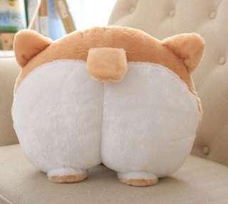 Cute Corgi Butt Handwarmer Pillows