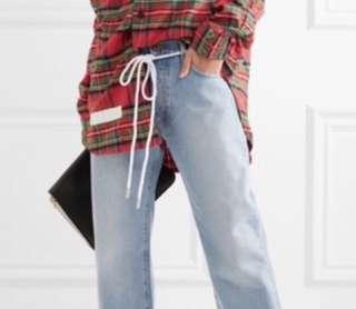 Off white Jeans boyfriend fit