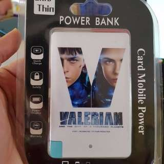 Valerian Powerbank (2200 mAh)