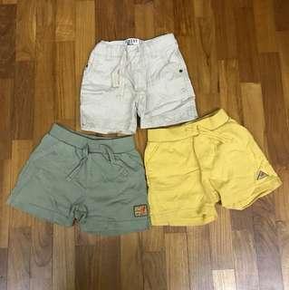 Baby boy shorts (6-12mo)