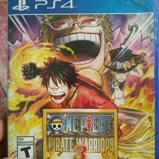 One piece and sword art online (lost song)