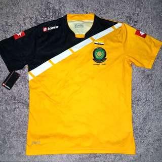 Brunei National Team Jersey Size XL (Asia).
