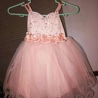 Baby Gown Party Dress