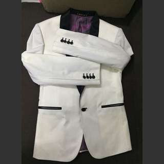 One Botton Suit / Brazer