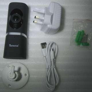 Panoramic IP camera . 360 view Wifi IP camera . use mobile app
