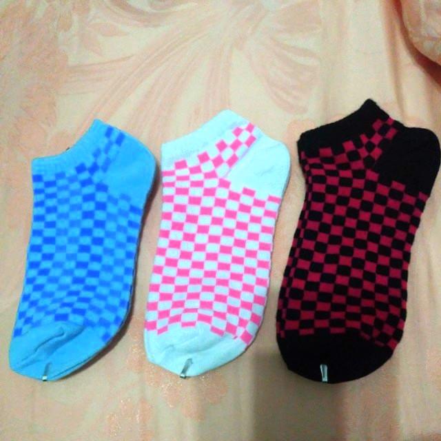 韓國襪子3雙一組