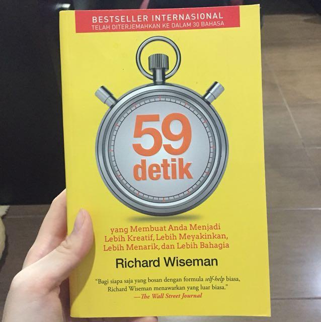 59 Detik - Richard Wiseman