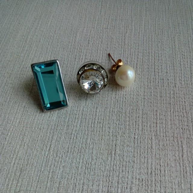 單耳(耳環)(三個一組)