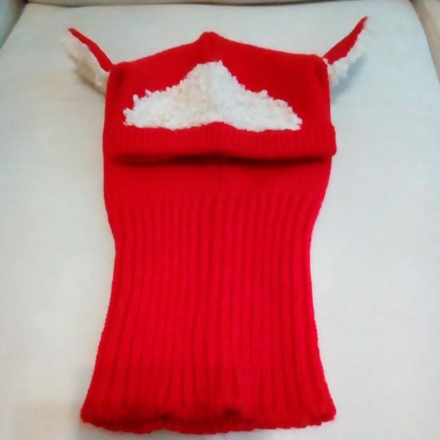 女童帽(長度部份可當圍巾便用)