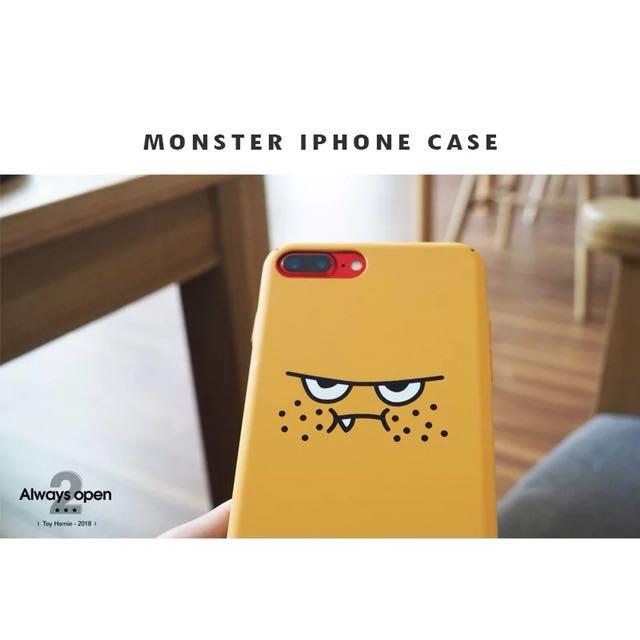 雀斑小怪獸 手機殼 iPhone 6 plus