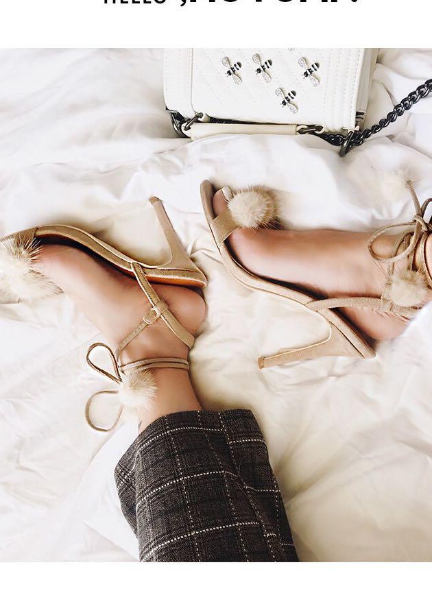 👠 high heels
