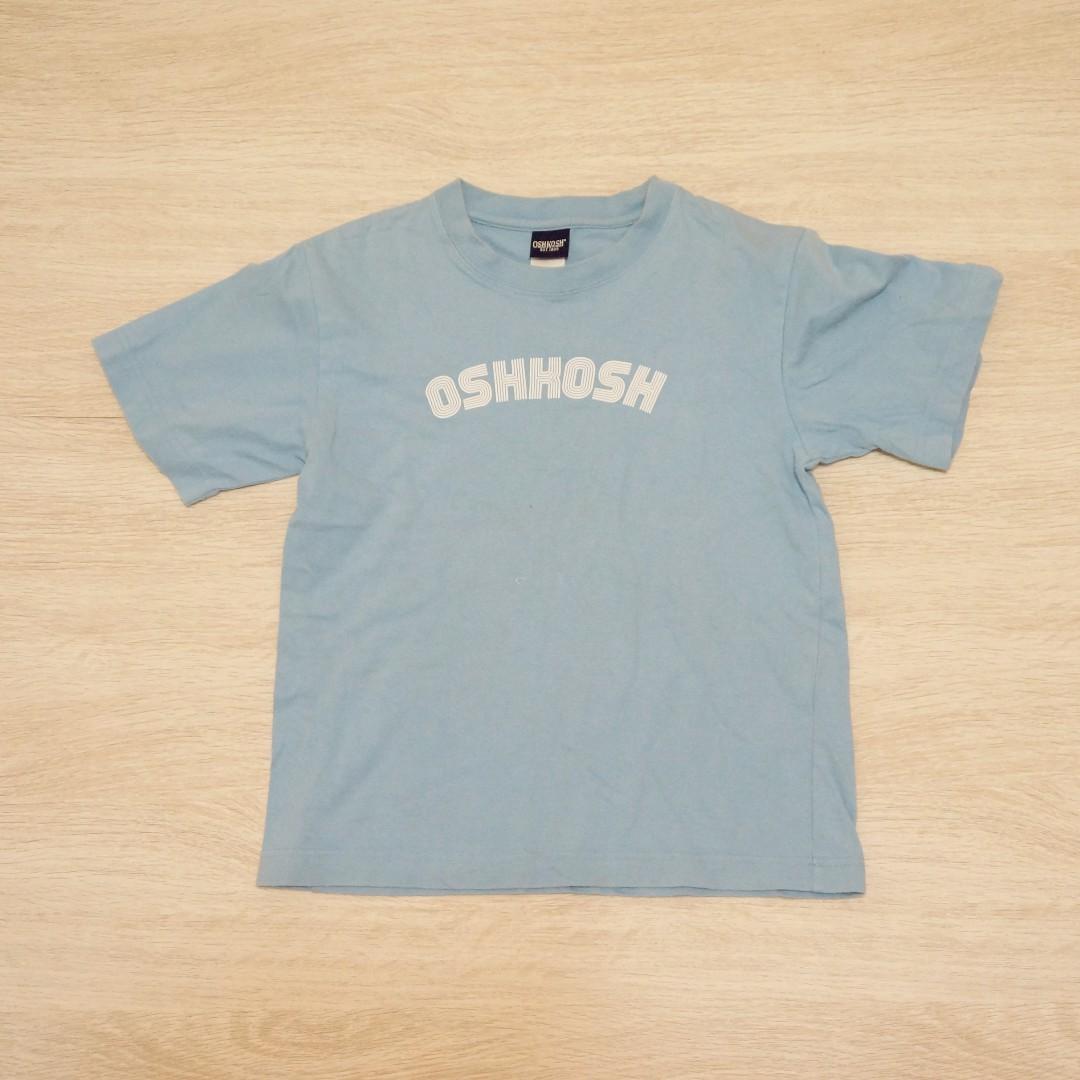 二手童裝/ OshKosh字母T恤