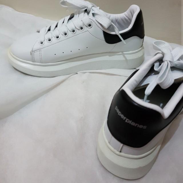 alexander mcqueen used sneakers Online