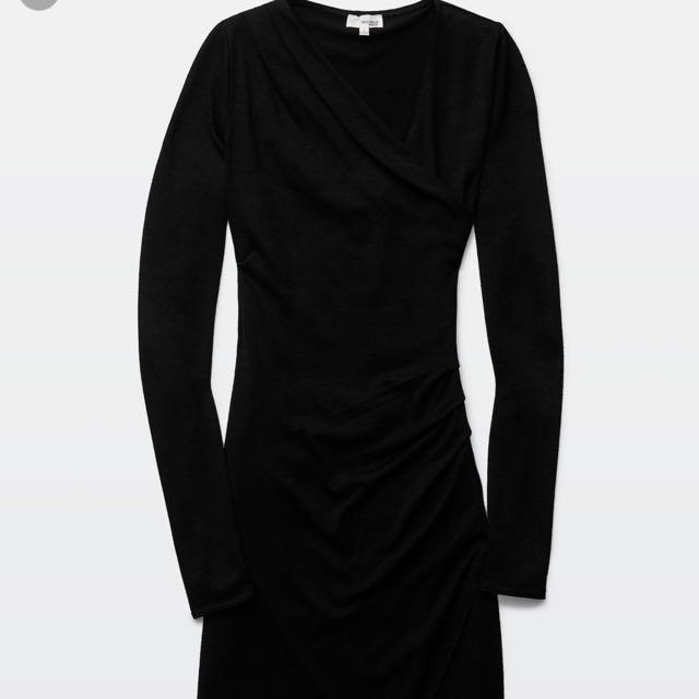 Aritzia Wilfred Midi Dress
