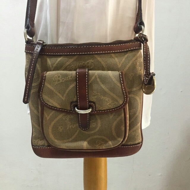 Authentic Dooney and Bourke Sling Bag