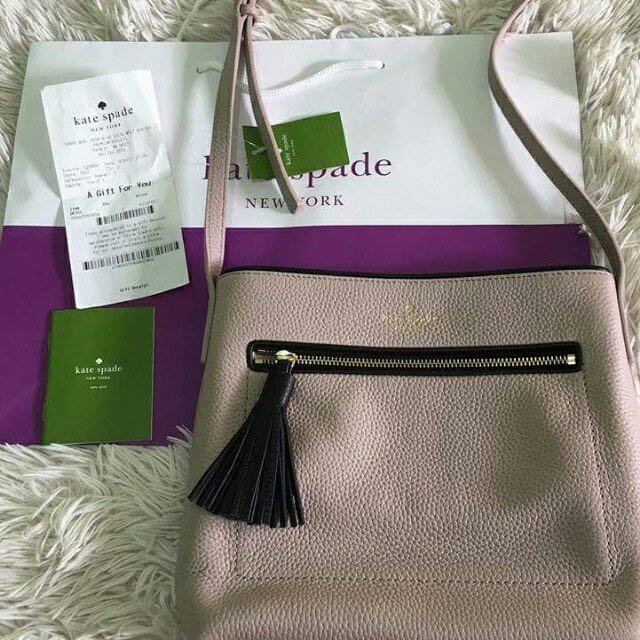 Authentic Kate Spade Cross Bag
