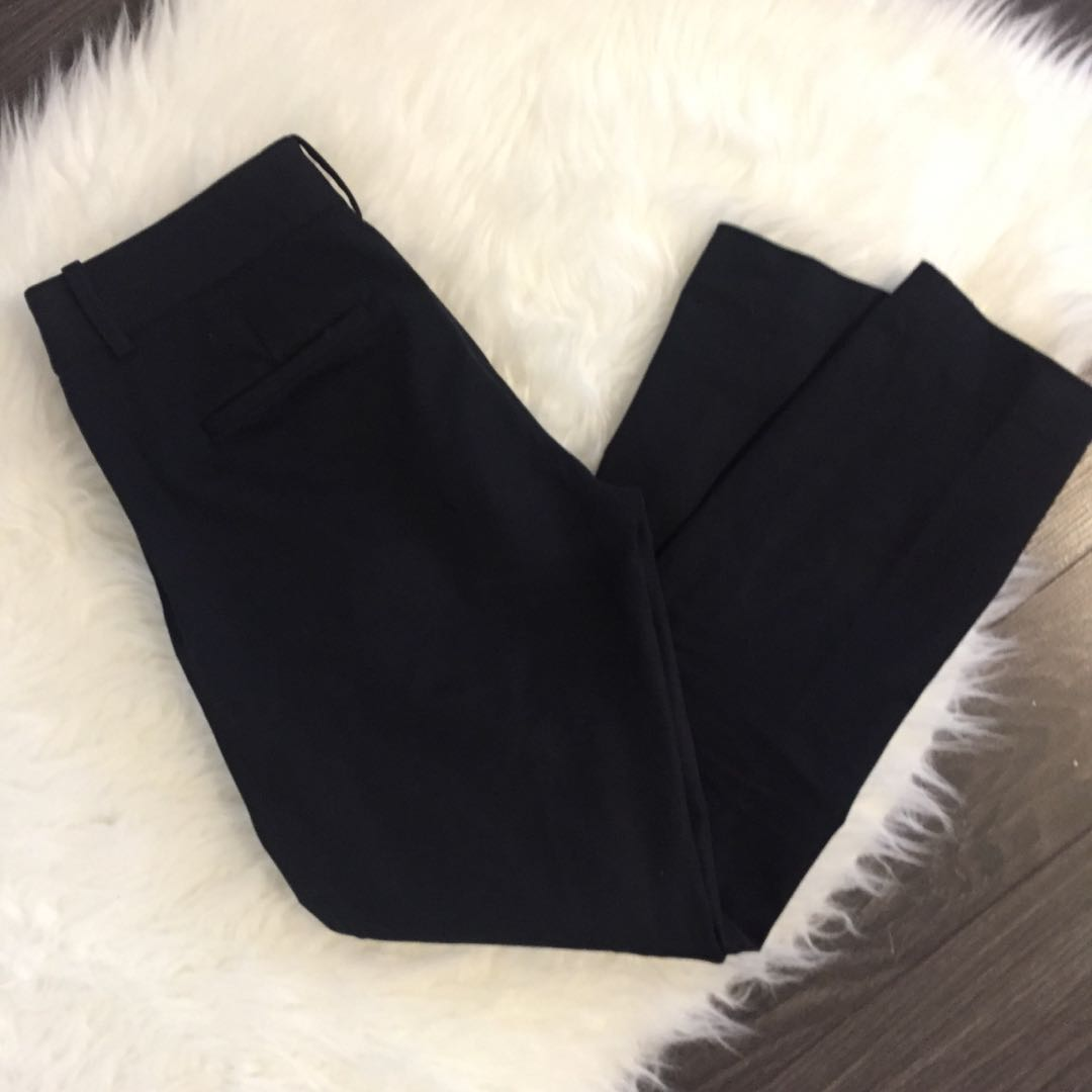BABATON Black Eliotte Stretch Pants Size 2