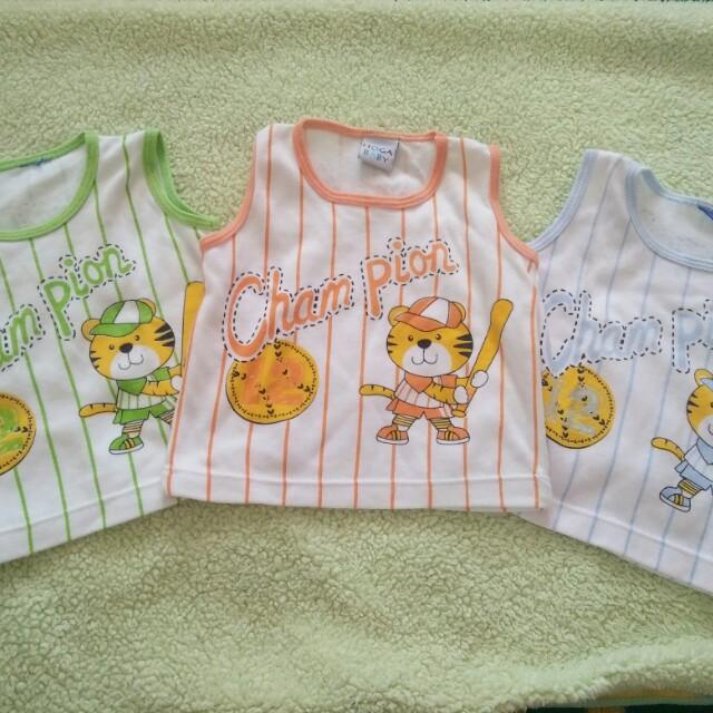 Baby Scots - Baju Bayi AD 089 Orange 0-3 Bulan. Source · photo