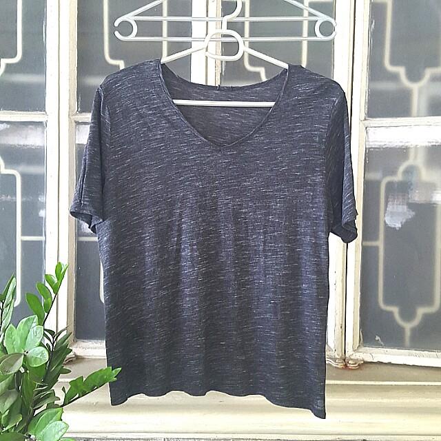 DECATHLON Basic Shirt (grey) XL