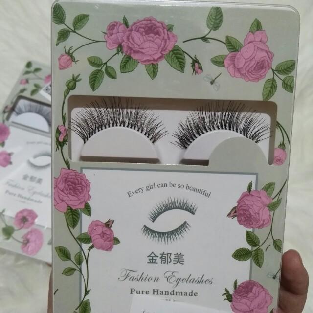 Beautiful Fashion Fake Eyelashes Import