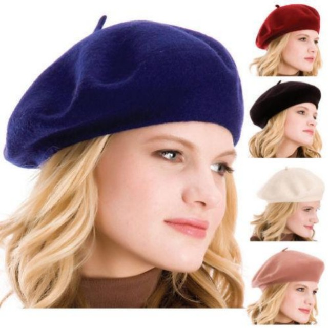 Beret Korean Hat 559100930db