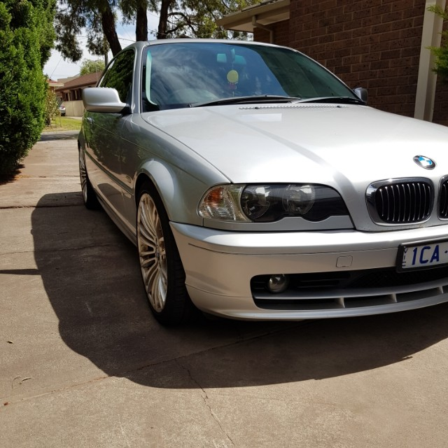 BMW 320ci 2003 PRICE DROP!!