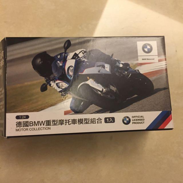 德國BMW重型摩托車模型組合C650GT2015