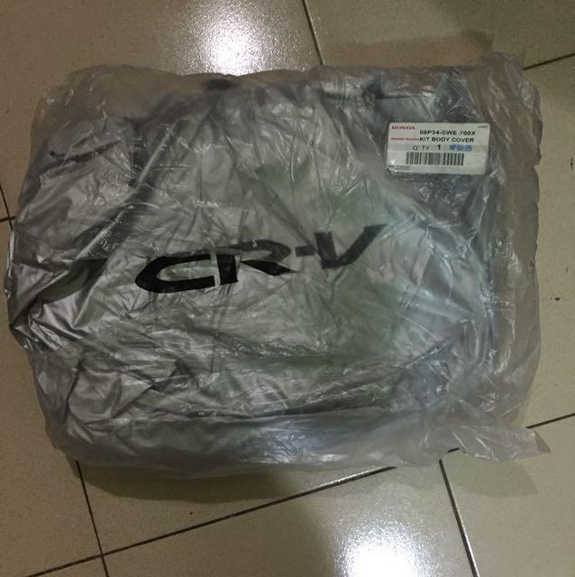 Body Cover For Honda CRV 3rd Gen