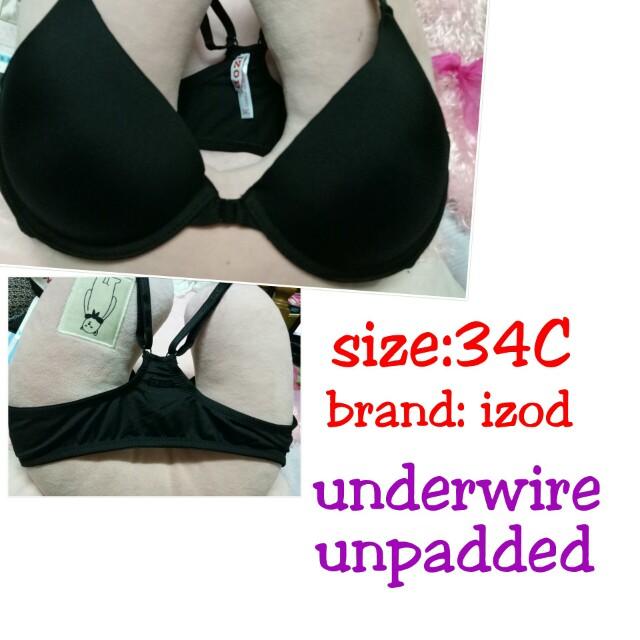 branded bra
