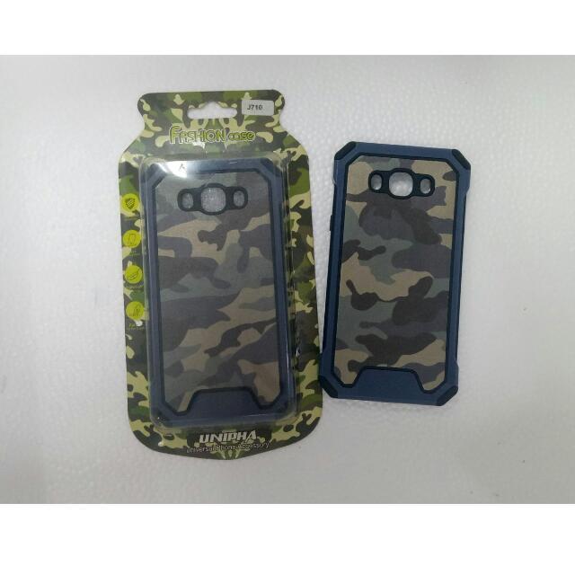 Case army samsung j710 /j7 2016