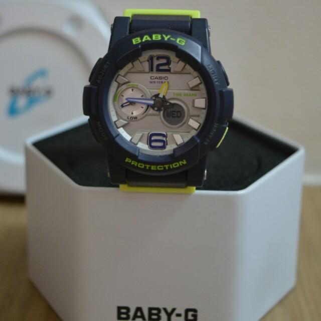 Casio Baby-G BGA180 2B
