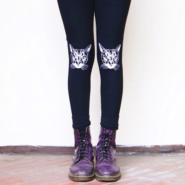 Cat Head Legging