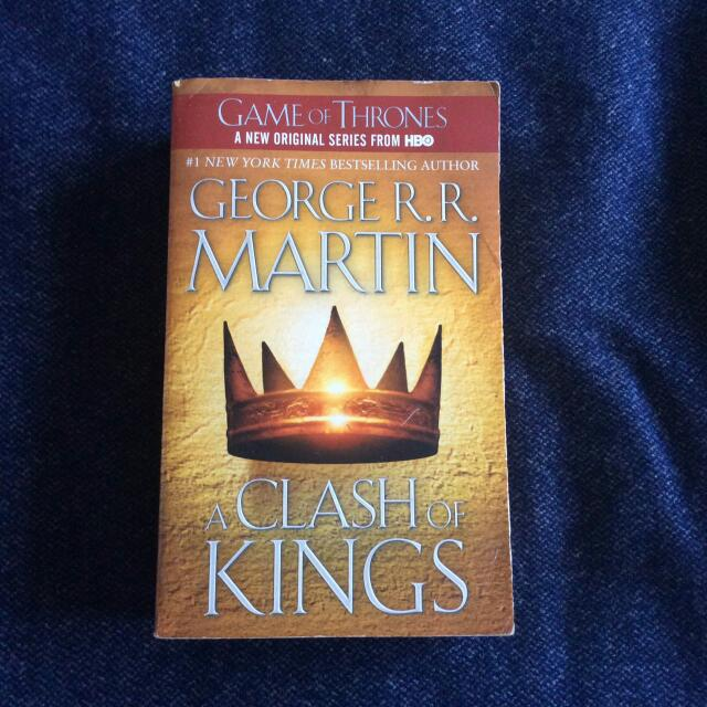 Clash Of Kings (Game Of Thrones/A Song Of Ice And Fire Series)