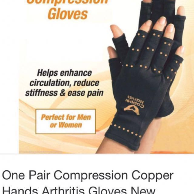 Copper Infused Glove