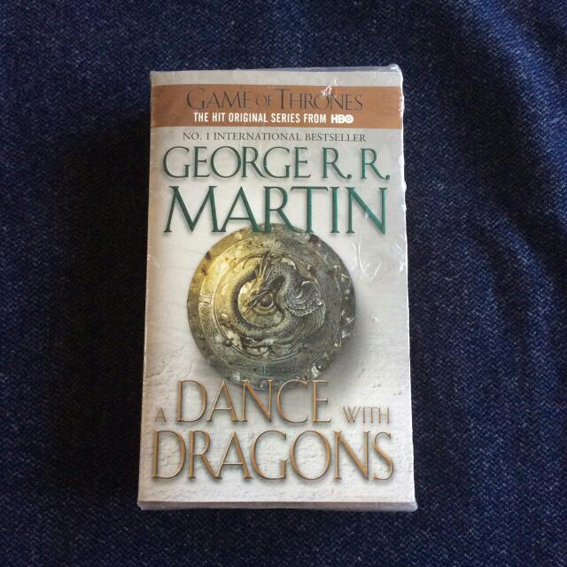 Dance Of Dragons (Game Of Thrones/ A Song Of Ice And Fire Series)