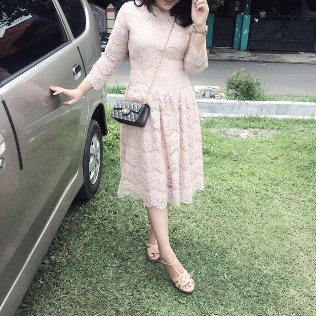 Dress handmade