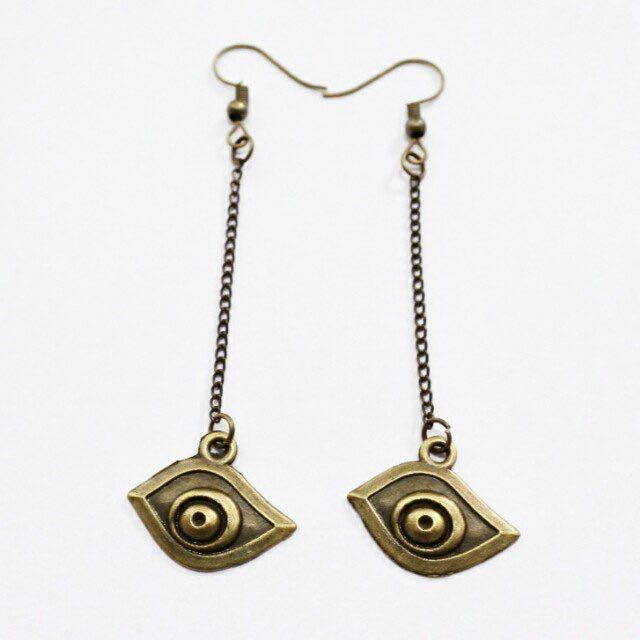 Eyes Earings