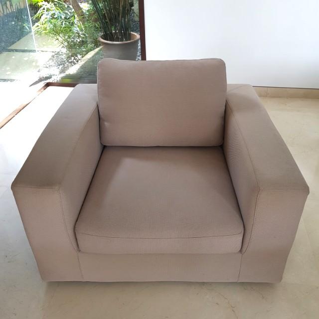 Free Arm Chair x 2