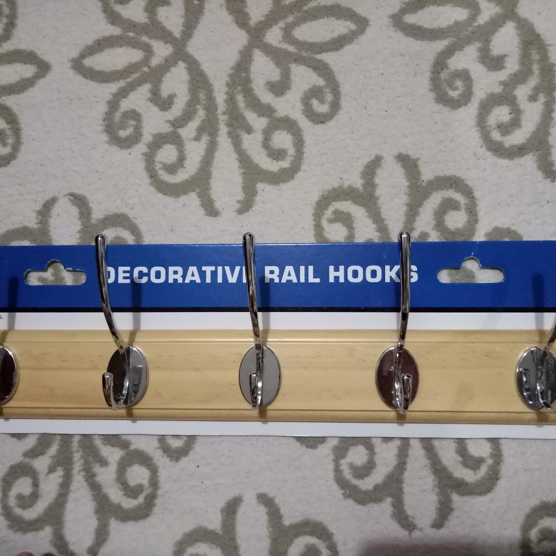 Hanging Rail (5 slots) - New