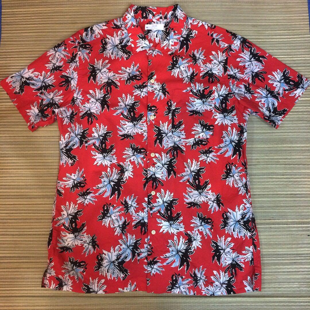Hawaiian Shirt by uniqlo