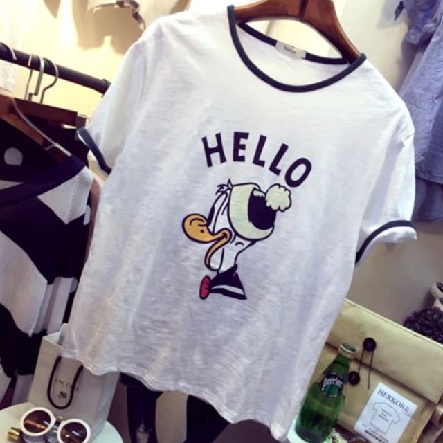 Hello上衣