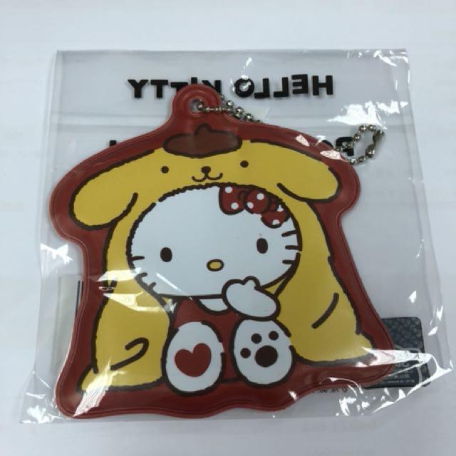Hello Kitty 行李吊牌