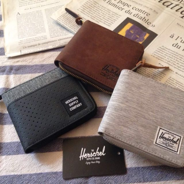 Herschel Supply Co.短夾