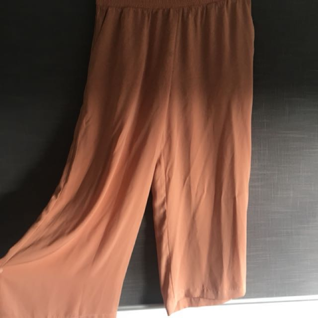 High wasted Pants