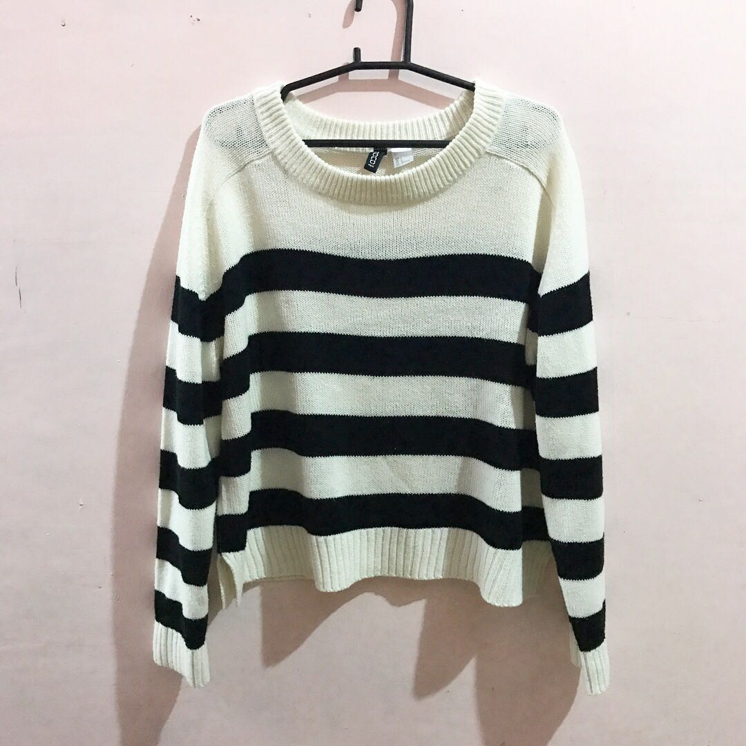 H&M Oversized Knitted Sweater