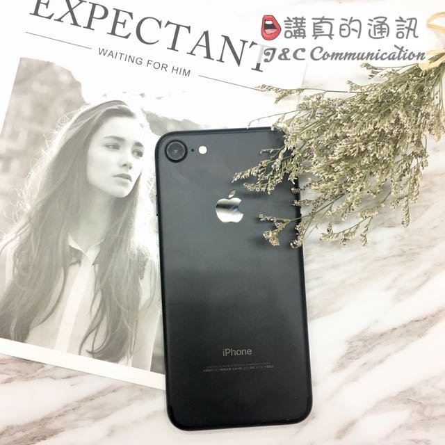 iPhone7 32G 霧黑❤️
