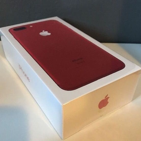 iPhone 7 Plus Product(RED) 128GB Limited Edition