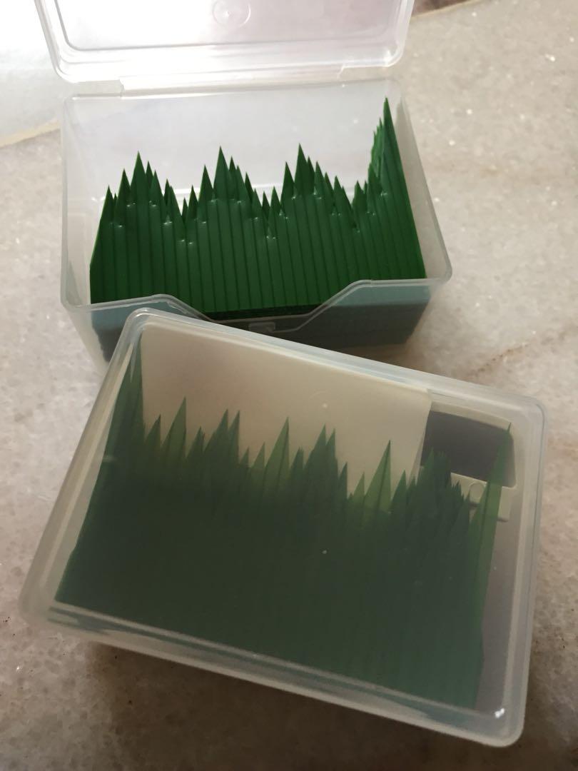 Japanese Sushi Deco Grass Set