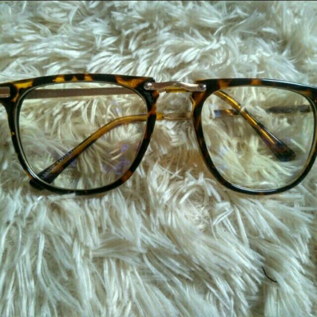 Kacamata gaya/leopard